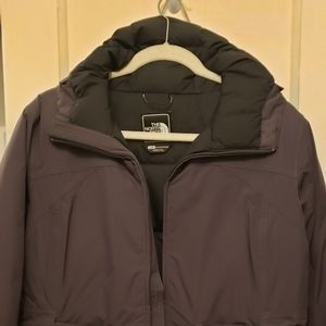 North face women's down coat